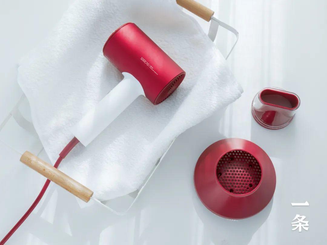 推荐一款小巧能帮助护发的负离子吹风机 | 睡物推荐清单