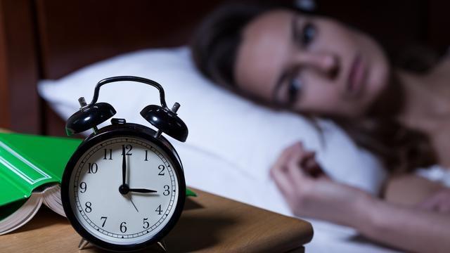失眠最快入睡的方法